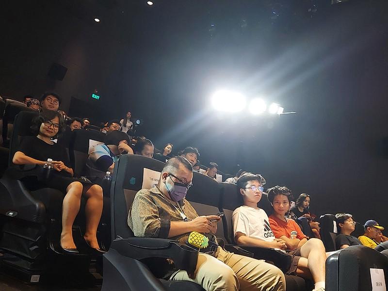 Vì sao dự án phim ngắn CJ của CGV giới hạn độ tuổi? - ảnh 4