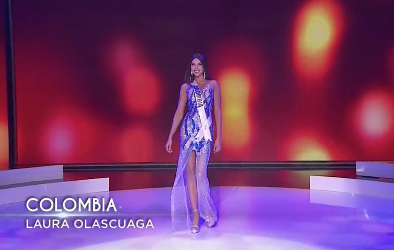 Ngắm Khánh Vân thi dạ hội tại Bán kết Miss Universe - ảnh 9