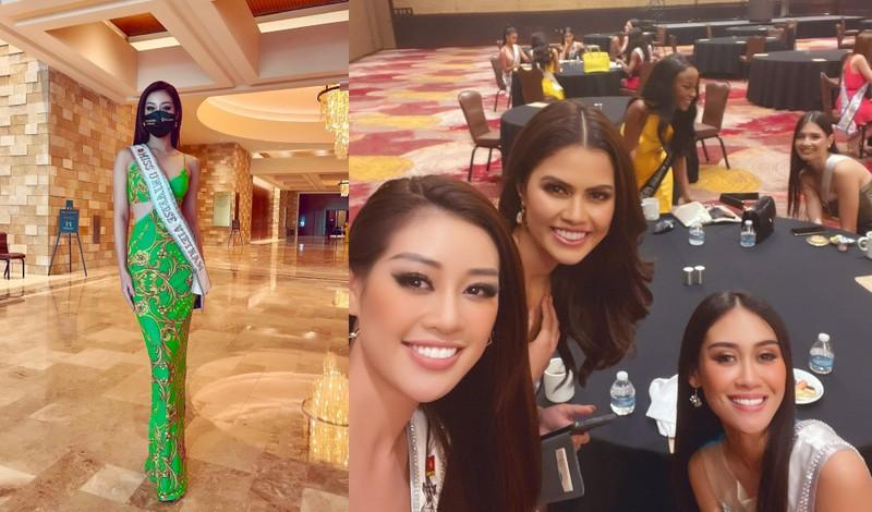 Nhìn lại hành trình bứt phá của Khánh Vân tại Miss Universe - ảnh 7