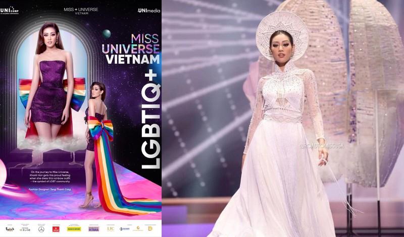 Nhìn lại hành trình bứt phá của Khánh Vân tại Miss Universe - ảnh 4