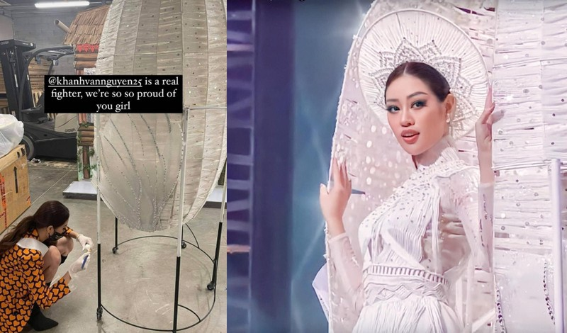 Nhìn lại hành trình bứt phá của Khánh Vân tại Miss Universe - ảnh 5