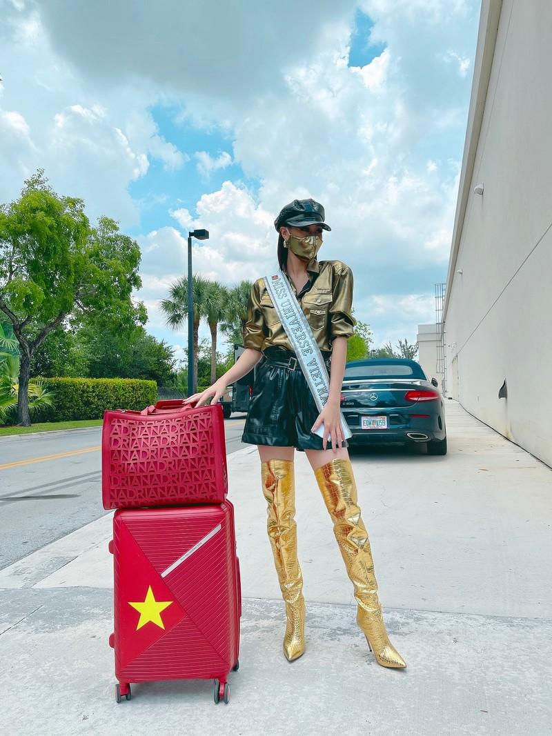Nhìn lại hành trình bứt phá của Khánh Vân tại Miss Universe - ảnh 6