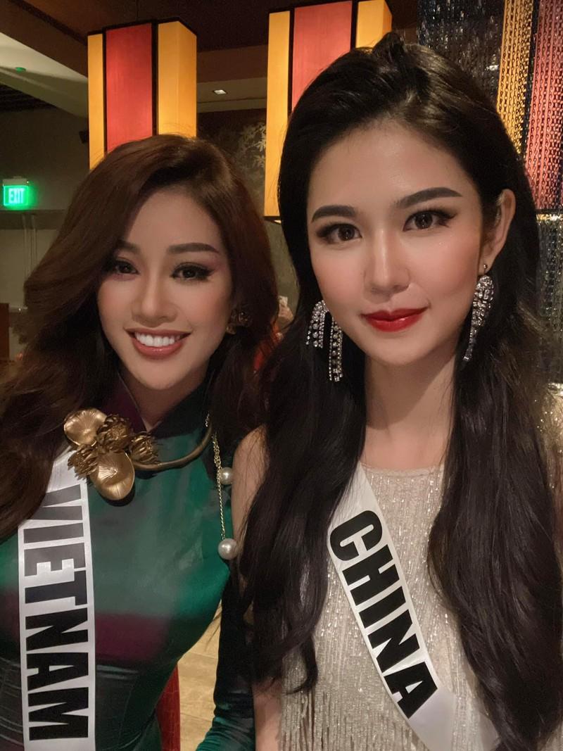 Nhìn lại hành trình bứt phá của Khánh Vân tại Miss Universe - ảnh 13