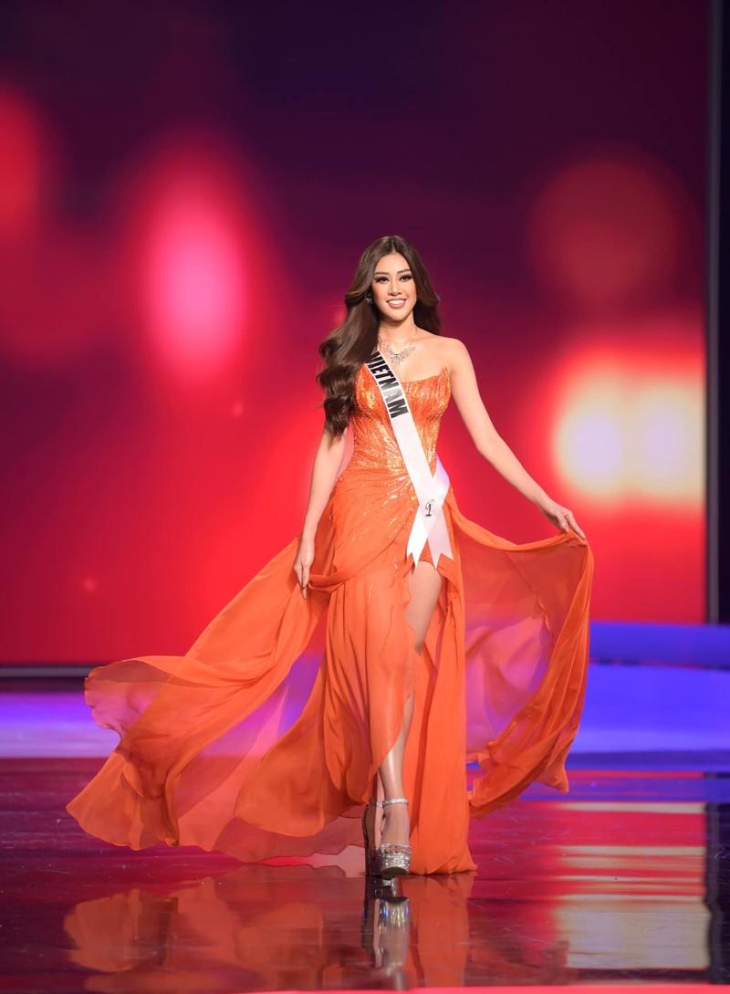 Nhìn lại hành trình bứt phá của Khánh Vân tại Miss Universe - ảnh 16