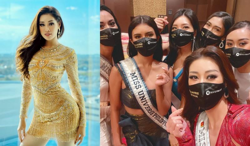 Nhìn lại hành trình bứt phá của Khánh Vân tại Miss Universe - ảnh 8