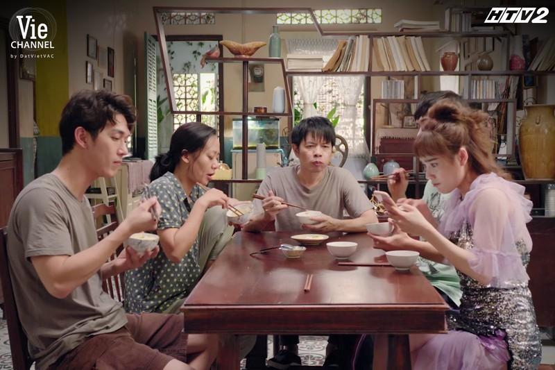 Cảnh quay đắt giá của Thái Hòa ở phim Cây táo nở hoa - ảnh 3