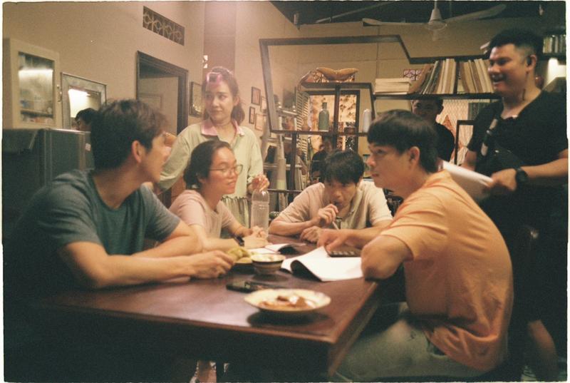 Cảnh quay đắt giá của Thái Hòa ở phim Cây táo nở hoa - ảnh 2