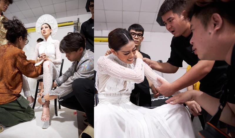 Hoa hậu Khánh Vân và 8 năm hành trình không mệt mỏi - ảnh 6