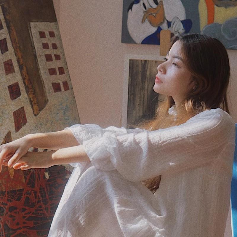 'Chị ong nâu' phiên bản Trang Hí, nữ sinh Bách Khoa khiến dân mạng dậy sóng - ảnh 2