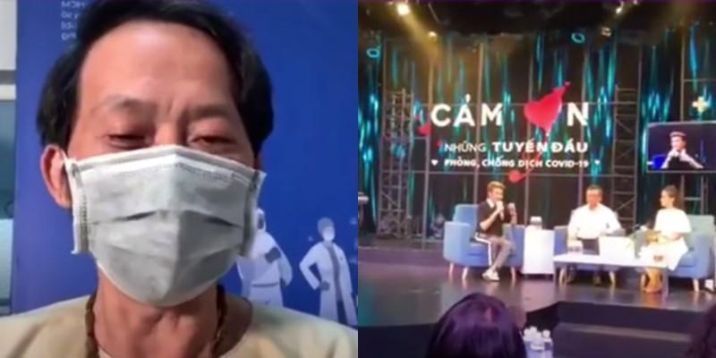 Sự thật clip Hoài Linh và Đàm Vĩnh Hưng kêu gọi ủng hộ tuyến đầu chống dịch - ảnh 1