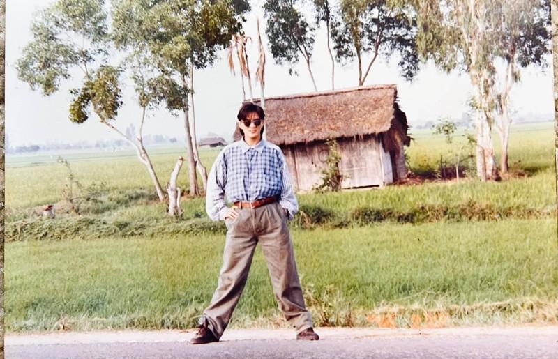 Lộ ảnh Mai Phương Thúy, Đàm Vĩnh Hưng thuở 'ngày xưa có mốt ngày xưa' - ảnh 1