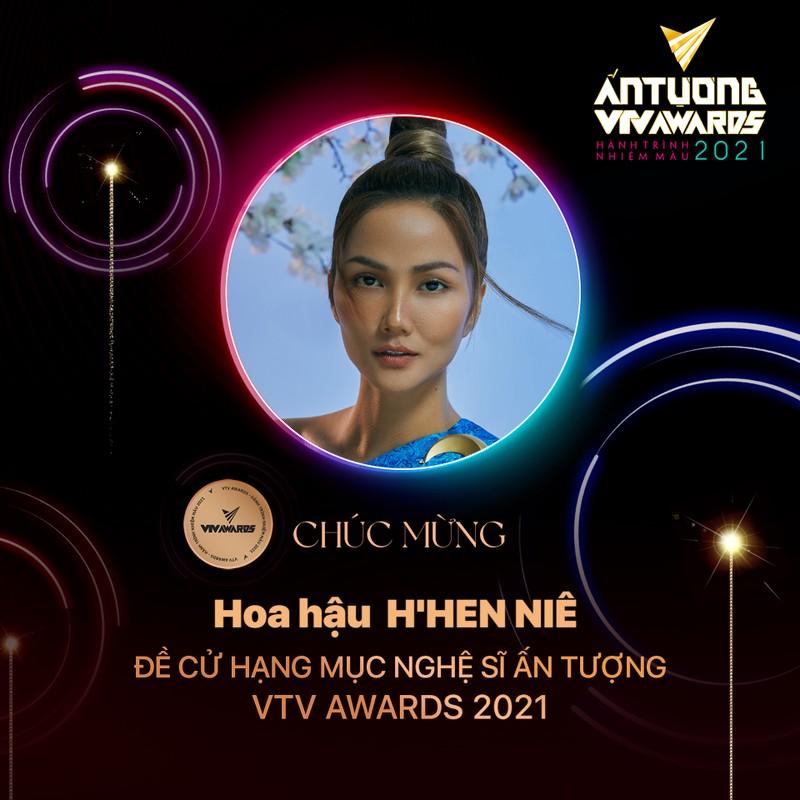 Nàng hậu duy nhất được đề cử nghệ sĩ ấn tượng 2021 của VTV Awards là ai? - ảnh 1