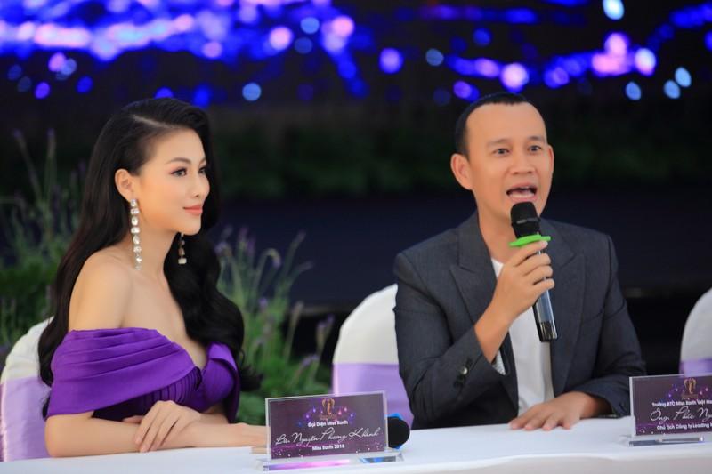 Vì sao Hoa hậu Trái đất Việt Nam lùi thời điểm tuyển sinh? - ảnh 2