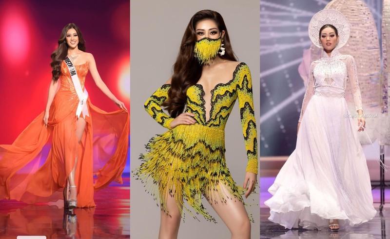 Hoa hậu Khánh Vân vào Tốp 20 'Hoa hậu của các Hoa hậu' - ảnh 1