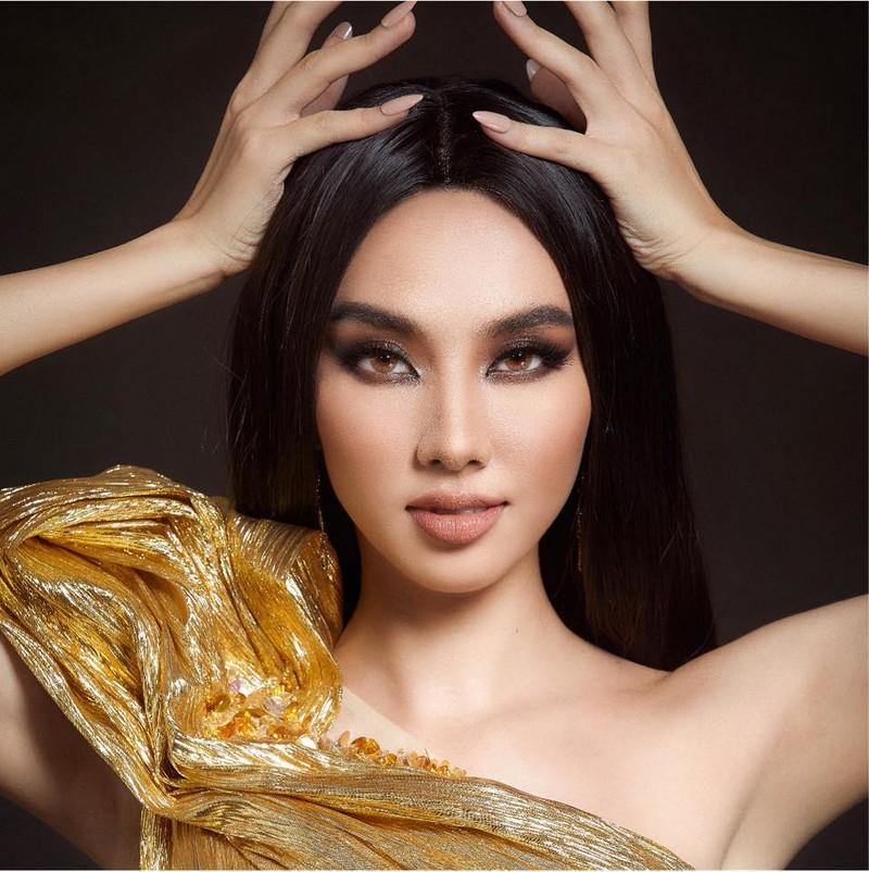 Công bố trang phục dân tộc của Thùy Tiên tại Miss Grand International 2021 - ảnh 1