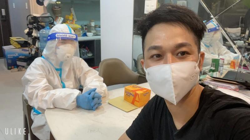 Ca sĩ Quách Tuấn Du nhiễm COVID: 'Hơn 1 tháng nay, tôi chỉ ở nhà' - ảnh 1