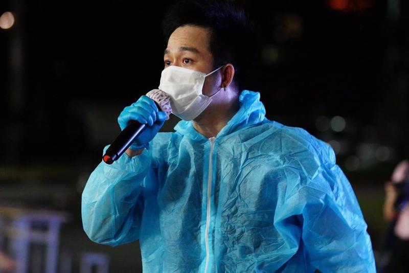 Ca sĩ Quách Tuấn Du nhiễm COVID: 'Hơn 1 tháng nay, tôi chỉ ở nhà' - ảnh 2