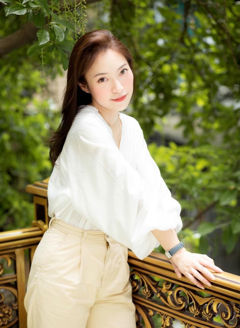 'Hot girl 7 thứ tiếng' Khánh Vy ngày ấy bây giờ ra sao? - ảnh 7