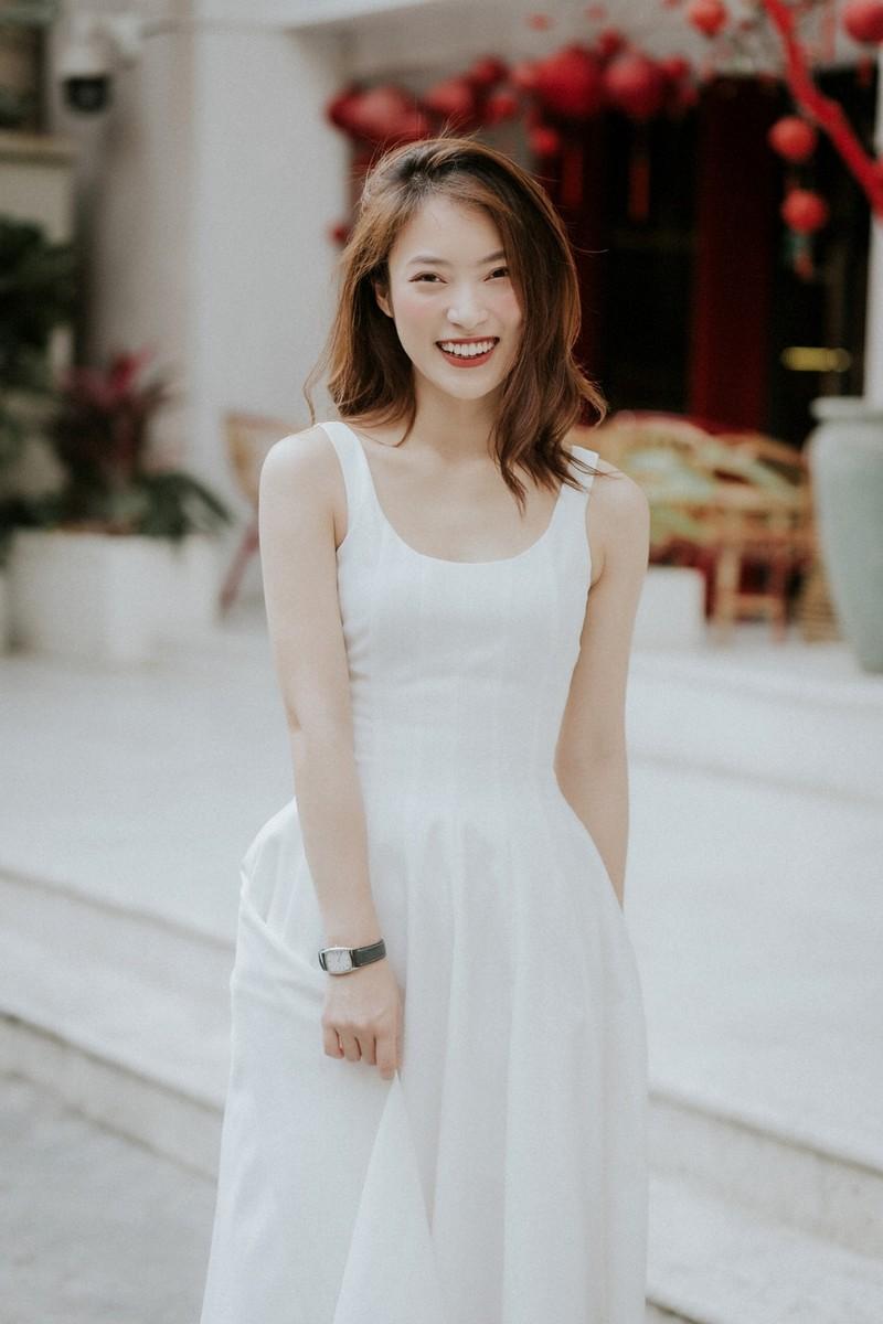 'Hot girl 7 thứ tiếng' Khánh Vy ngày ấy bây giờ ra sao? - ảnh 10