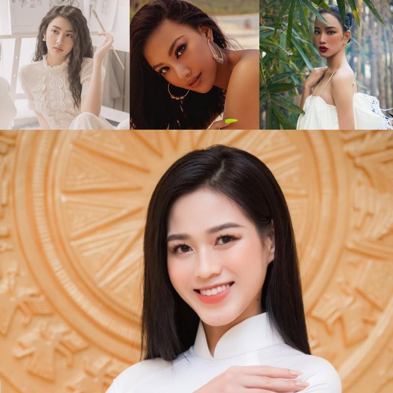 Lý lịch 4 người đẹp Việt Nam thi Hoa hậu quốc tế năm 2021 - ảnh 1