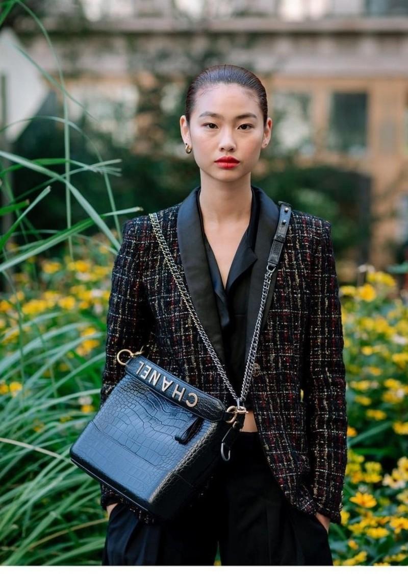 Ảnh ngoài đời của nữ người mẫu Hàn trong bộ phim 'Trò chơi con mực'  - ảnh 2