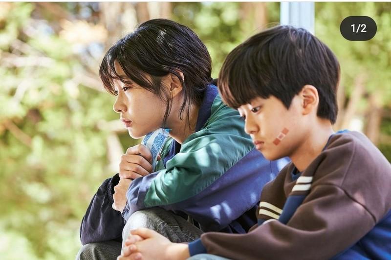 Ảnh ngoài đời của nữ người mẫu Hàn trong bộ phim 'Trò chơi con mực'  - ảnh 3