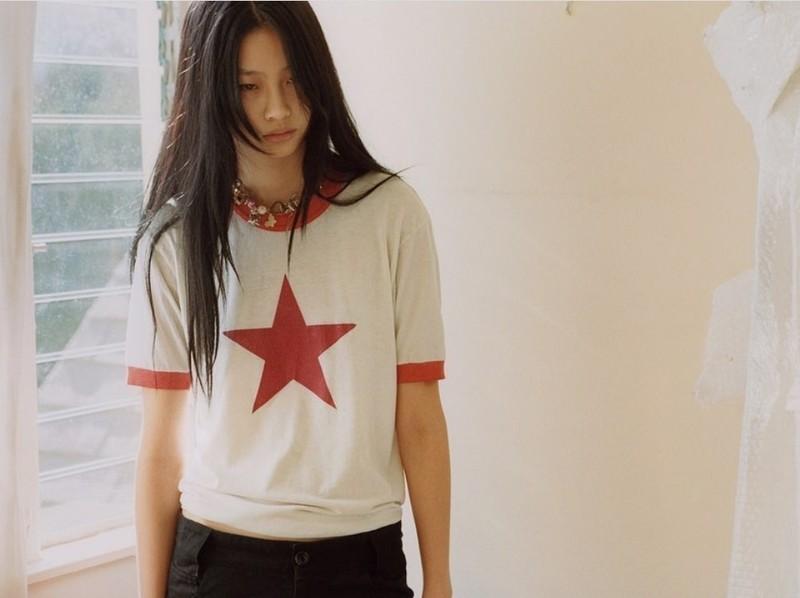 Ảnh ngoài đời của nữ người mẫu Hàn trong bộ phim 'Trò chơi con mực'  - ảnh 5