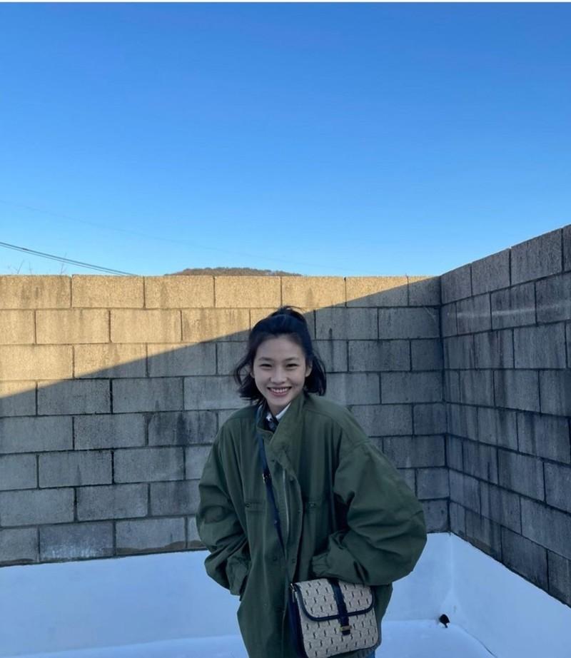 Ảnh ngoài đời của nữ người mẫu Hàn trong bộ phim 'Trò chơi con mực'  - ảnh 8
