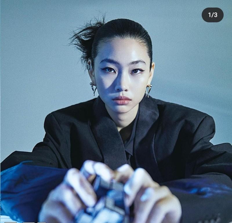 Ảnh ngoài đời của nữ người mẫu Hàn trong bộ phim 'Trò chơi con mực'  - ảnh 9