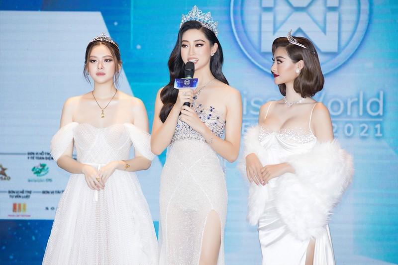 Hoa hậu Mai Phương Thúy làm giám khảo Miss World Việt Nam 2021 - ảnh 2