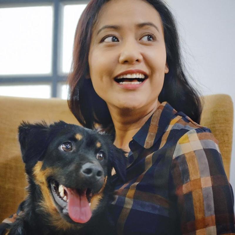 Hồng Ánh nghẹn ngào khi hay tin đàn chó bị tiêu huỷ ở Cà Mau - ảnh 2