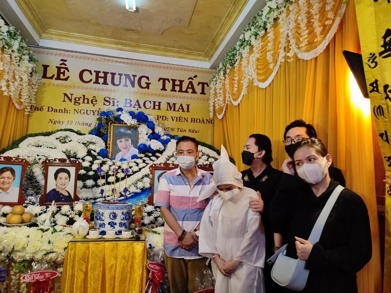 Nghệ sĩ Bạch Mai trong kí ức những người ở lại - ảnh 1