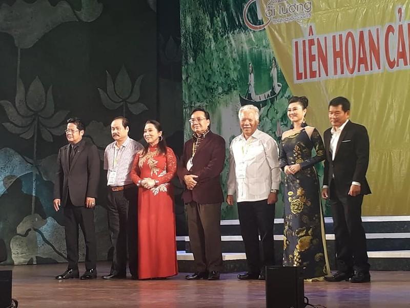 Liên hoan sân khấu cải lương toàn quốc dời tổ chức sang năm 2022 - ảnh 1