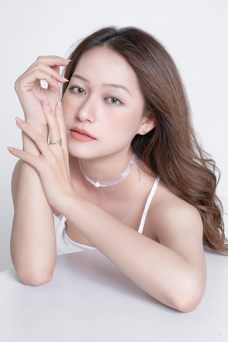 Hotgirl Sơn Ca 'khuấy đảo' The Next Face Viet Nam 2021 - ảnh 3