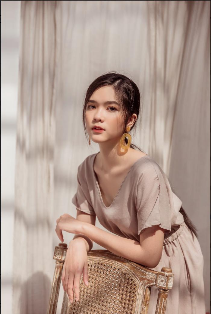 Hotgirl Sơn Ca 'khuấy đảo' The Next Face Viet Nam 2021 - ảnh 4