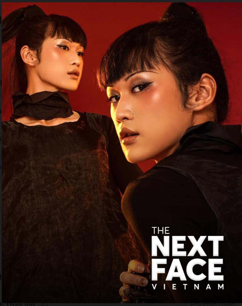 Hotgirl Sơn Ca 'khuấy đảo' The Next Face Viet Nam 2021 - ảnh 8