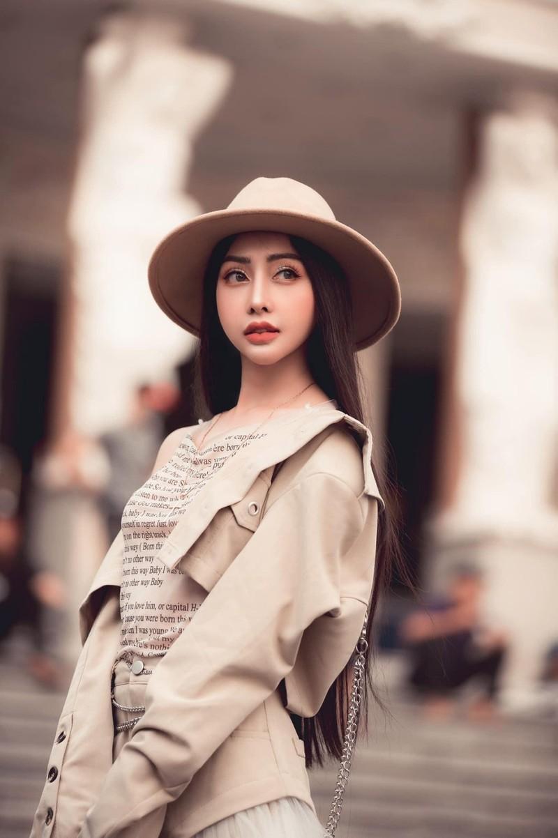 Hotgirl Sơn Ca 'khuấy đảo' The Next Face Viet Nam 2021 - ảnh 1