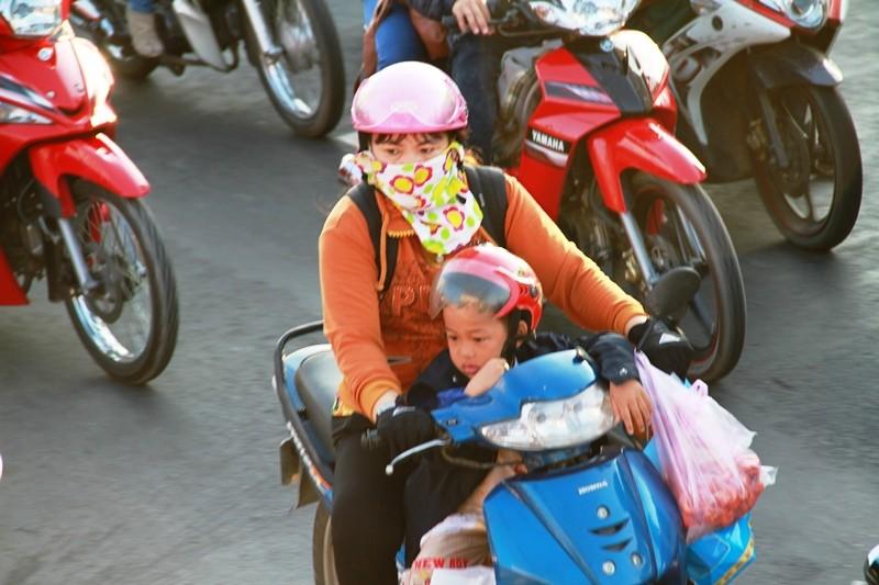Ngày cuối đợt nghỉ tết, cửa ngõ về Sài Gòn thông thoáng - ảnh 5