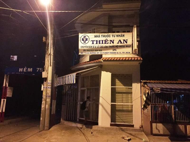 Nữ nhân viên tiệm thuốc nghi bị sát hại trong cửa hàng - ảnh 2