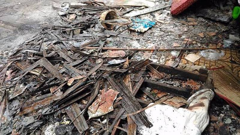 Cháy nhà ở quận 3, 6 người trong 1 nhà chết thảm  - ảnh 5
