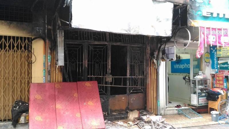 Cháy nhà ở quận 3, 6 người trong 1 nhà chết thảm  - ảnh 6