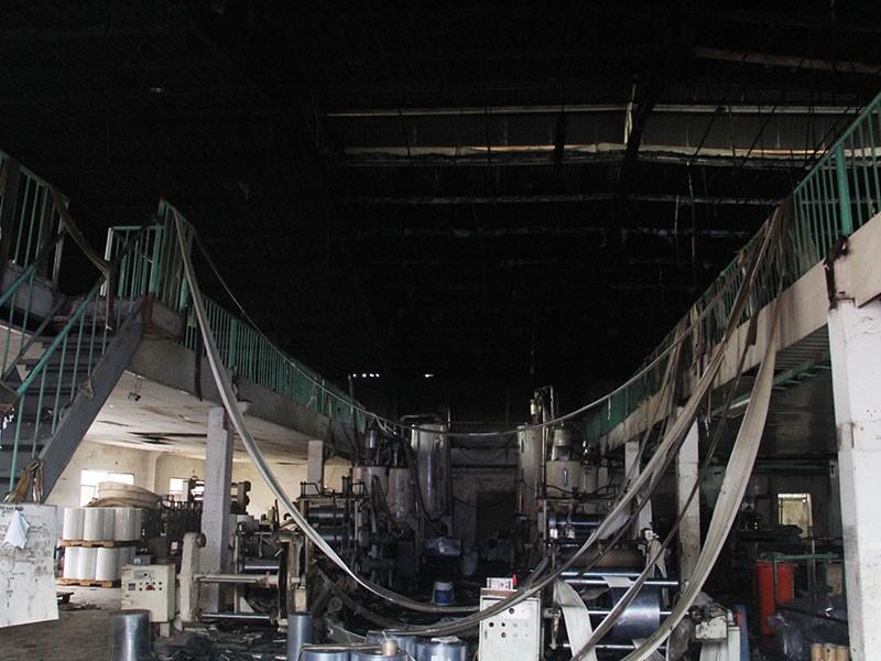 Lửa thiêu rụi công ty bao bì ở quận 8 - ảnh 2