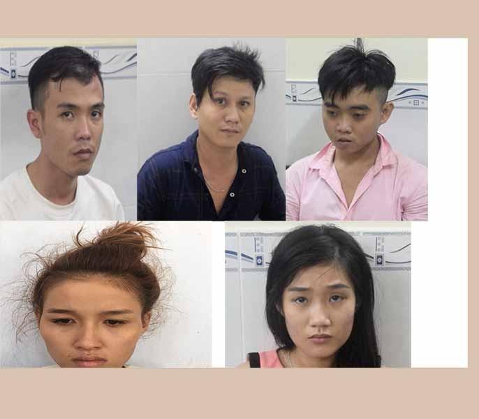 TP.HCM: Bắt nhóm người nghiện buôn bán ma túy - ảnh 1
