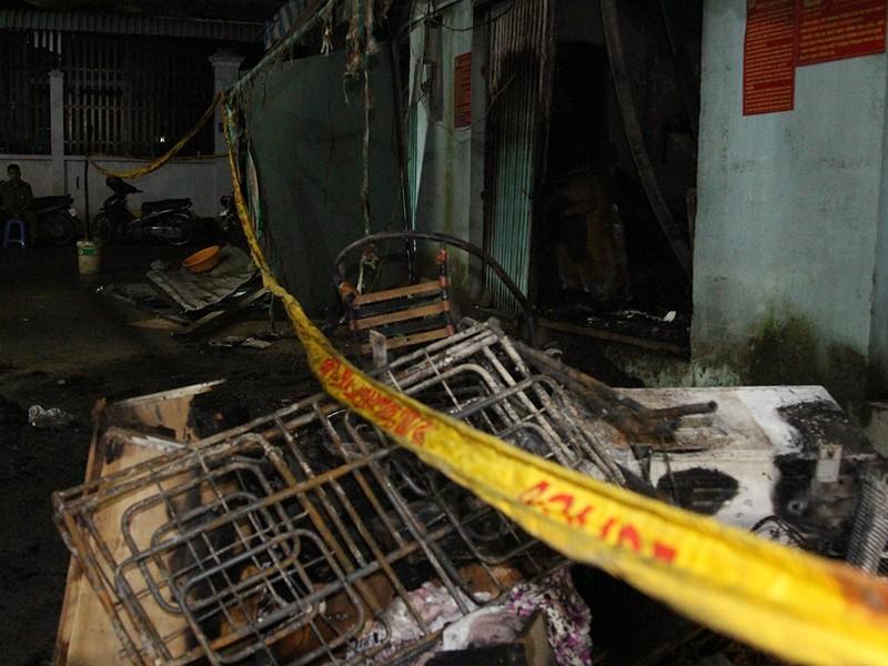 6 người thương vong trong vụ cháy nhà dân ở quận 9 - ảnh 2
