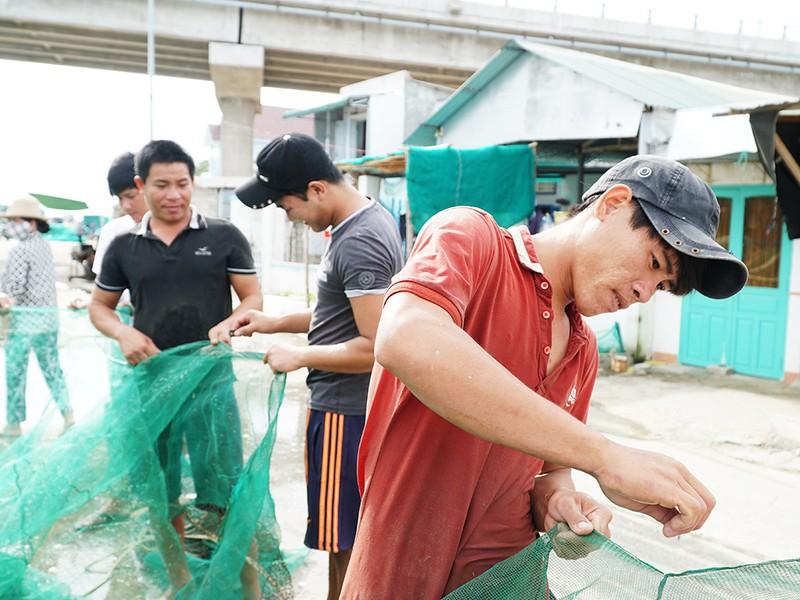 Dân Ninh Thuận chằng chống tài sản chống bão số 12 - ảnh 3