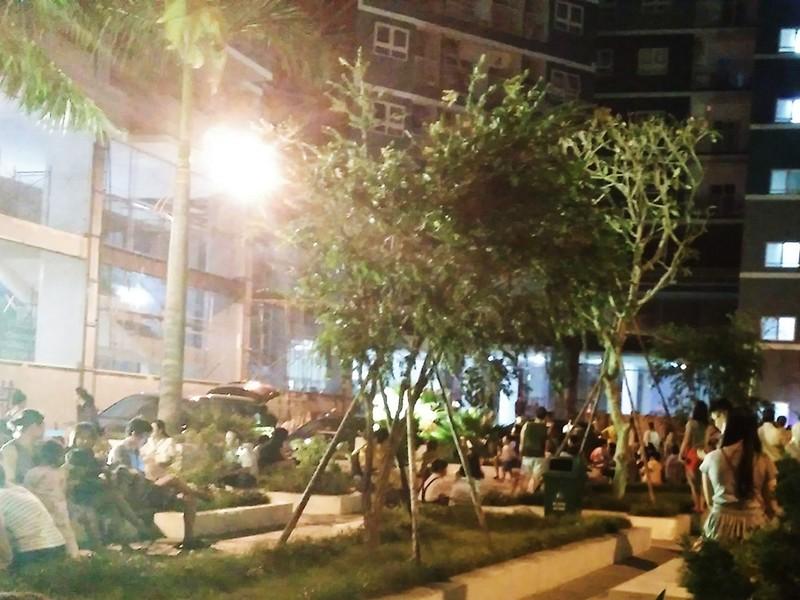 Cháy chung cư 18 tầng, nhiều hộ dân không hay biết - ảnh 3