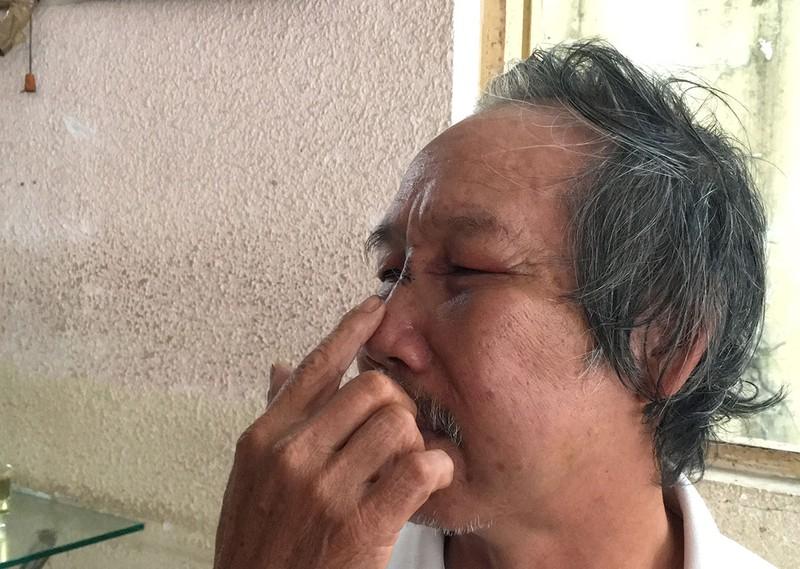 Bảo vệ chung cư đánh ông lão nhập viện từng có tiền án ma túy  - ảnh 1