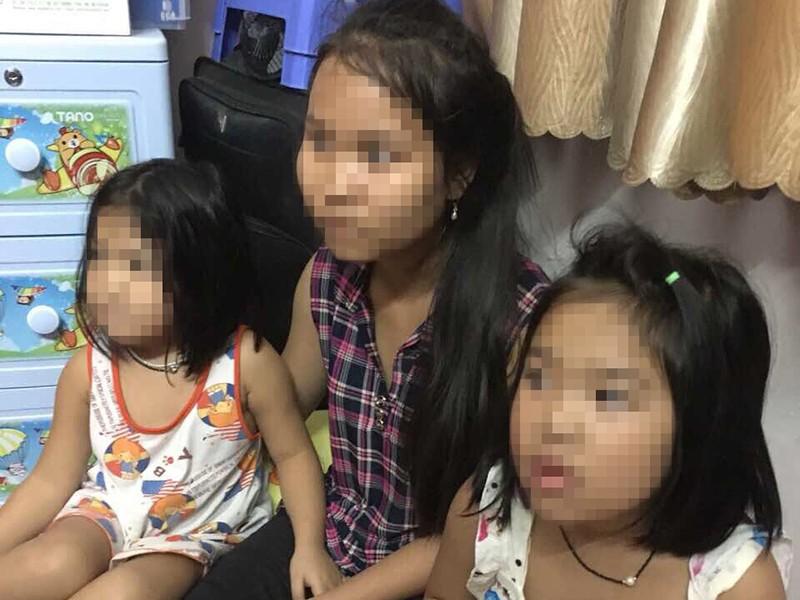 Nghi người cha chủ mưu bắt cóc 2 bé Việt kiều - ảnh 1