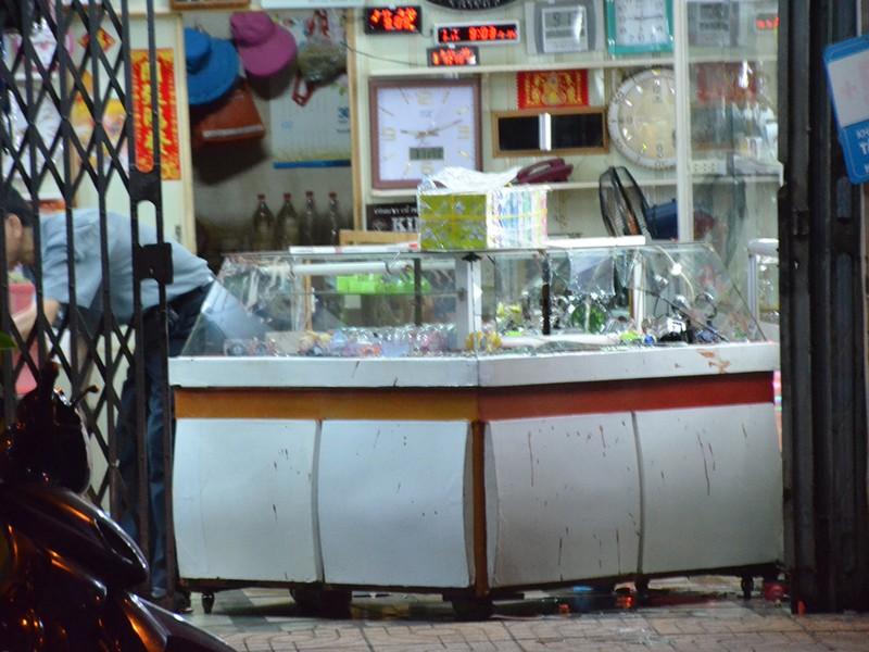 Người đâm chủ tiệm đồng hồ âm tính với ma túy - ảnh 1
