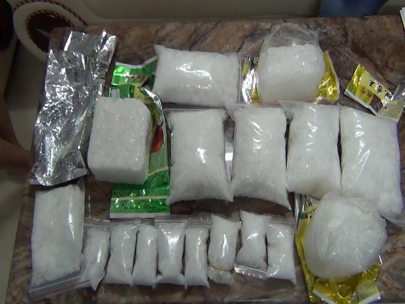 1 phụ nữ dùng nhiều căn nhà ở Sài Gòn buôn ma túy - ảnh 2